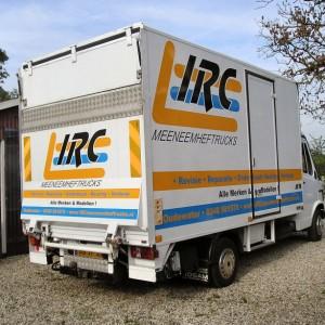 Onderhoud truck